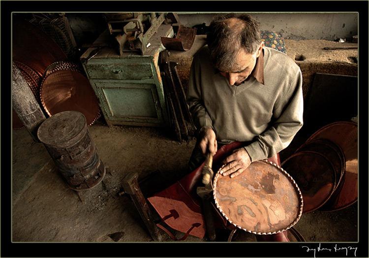 Copper Workman