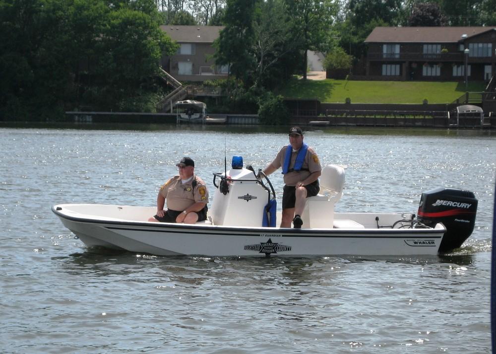 Cops - Ford Lake, Michigan