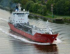 Coral Ivory     Flüssiggas-Tanker