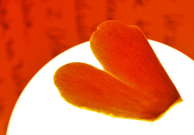 corazon de calabaza