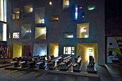 Corbusier - Architektur in Ronchamp