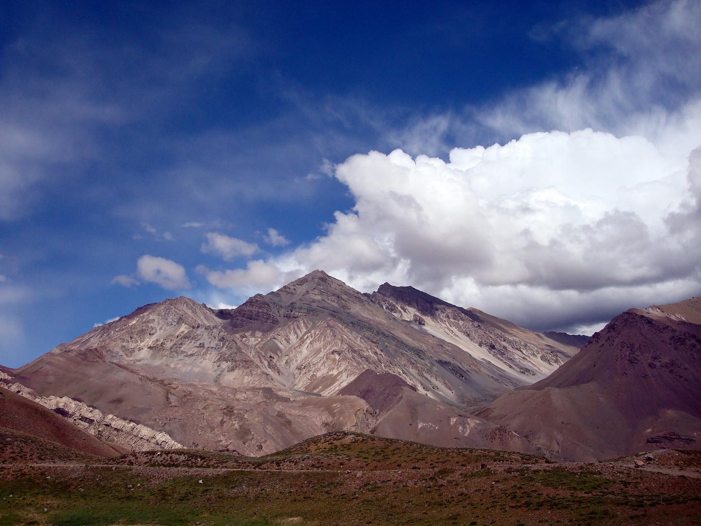 Cordillera de los Andes,Mendoza, Argentina