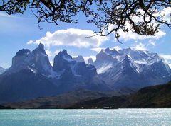Cordillera Paine- Magallanas Chile
