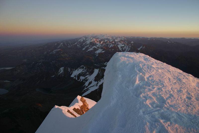 Cordillera Real - Die Königs-Kordillere
