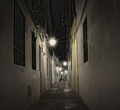 Cordoba by night