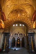 Cordoba, Mezquita, Nebenkirche