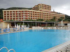 Corfu Nissaki Beach