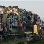 Corniglia am Morgen