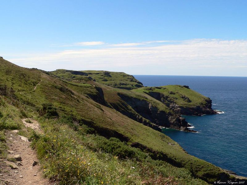 Cornish Coast I