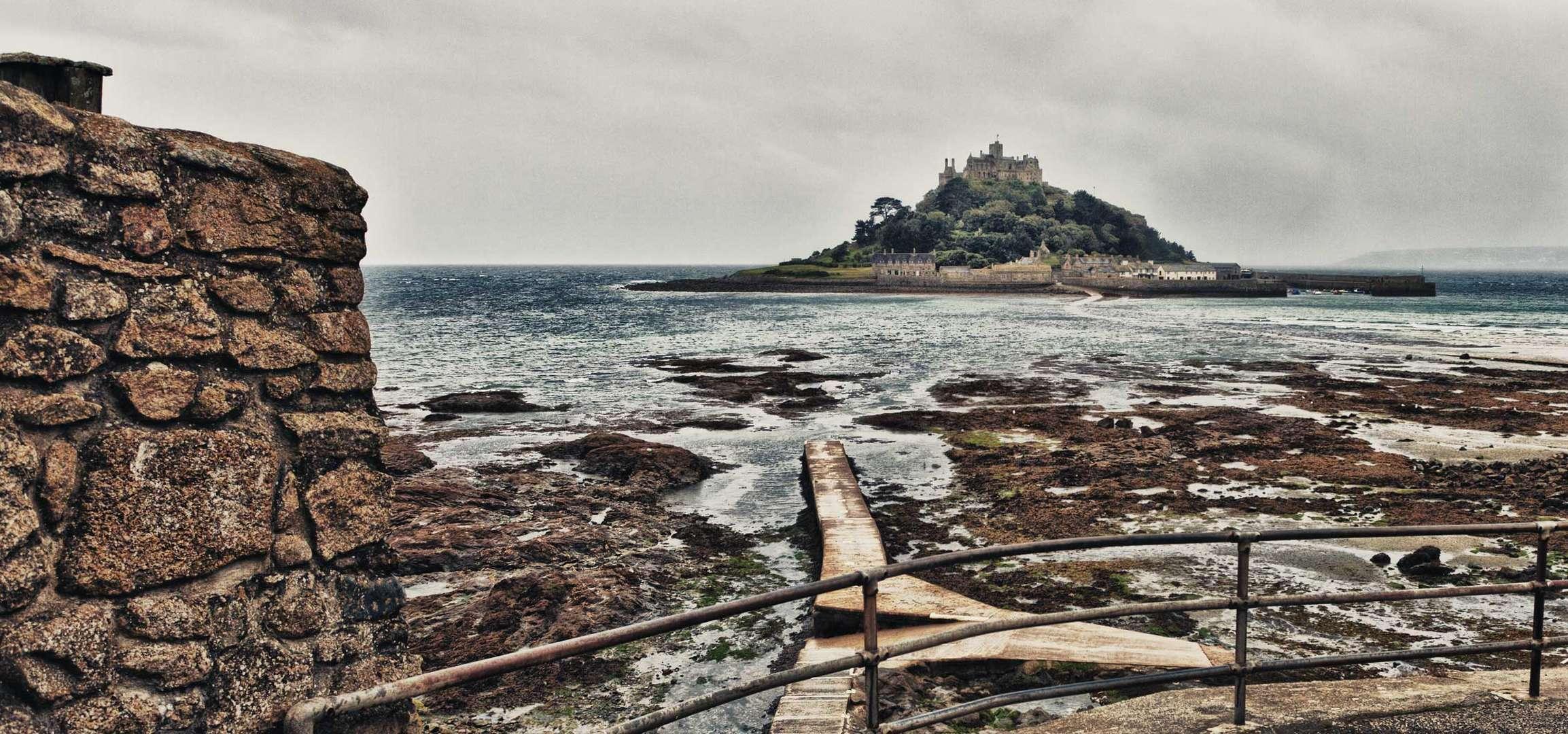 Cornwall – St. Michael's Mount