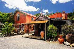 Coromandel Driving Creek Railway Station and Pottery NZL