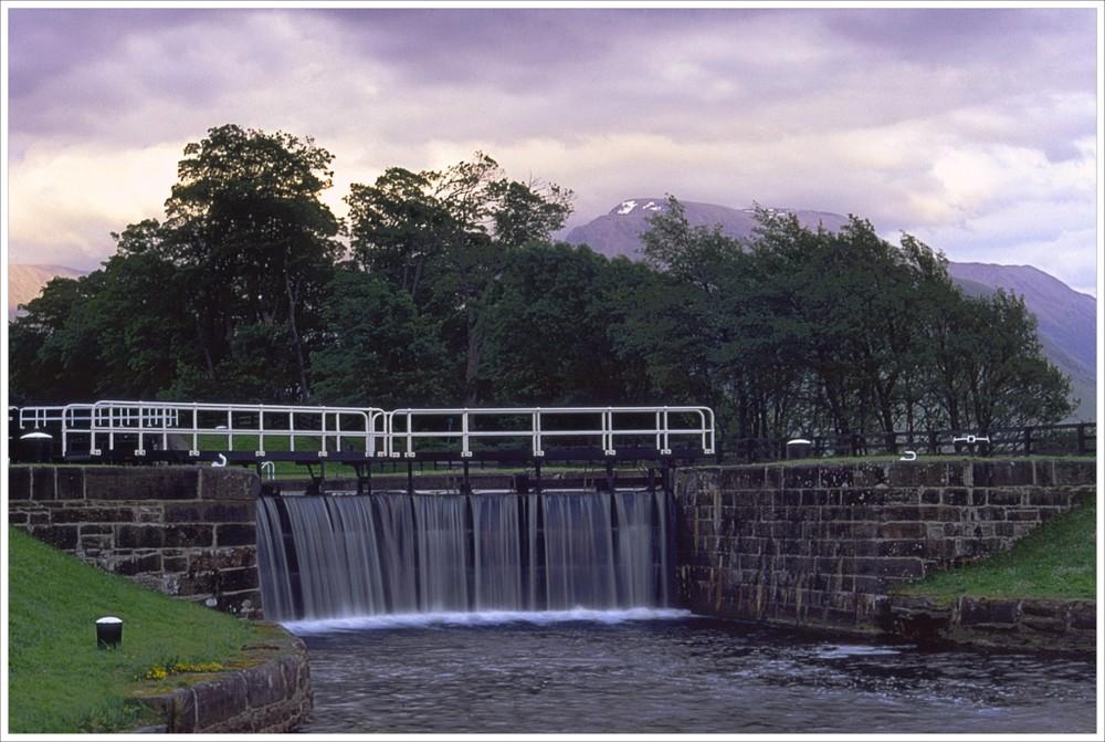 Corpach Basin