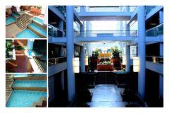 Corporate Center Lobby