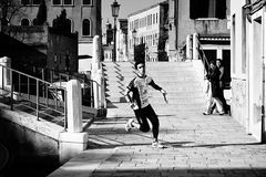 Correre a Venezia
