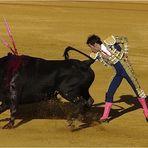 corrida de toros.
