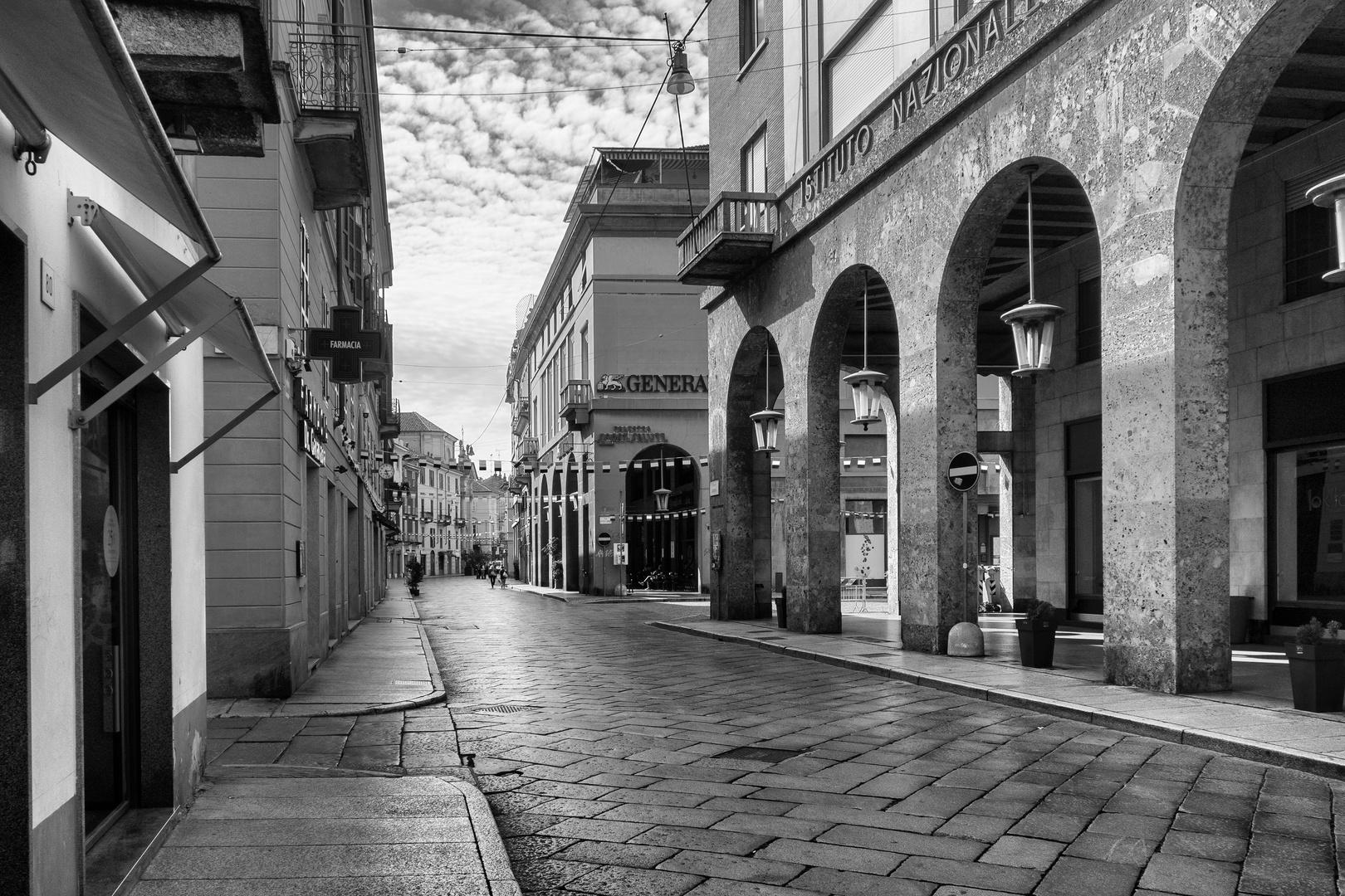 Corso Libertà, Vercelli