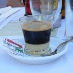 """Cortado"", mein Lieblingskaffee auf La Palma"