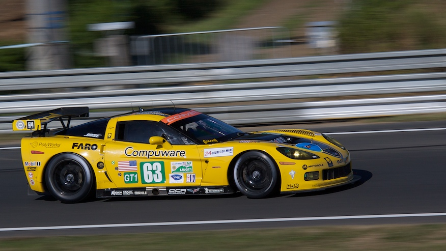 Corvette C6.R - 24 Hours of Le Mans GT1