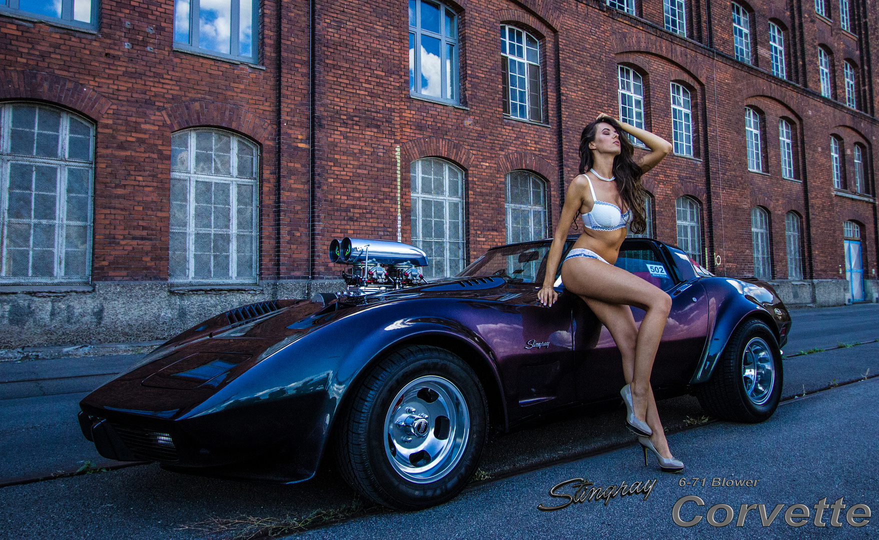Corvette Shooting