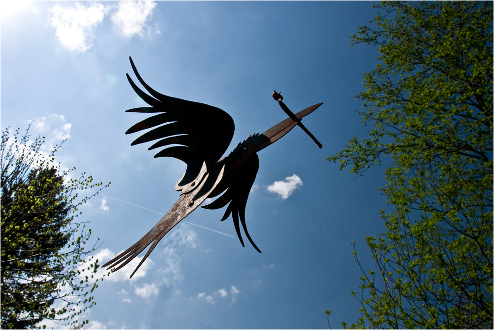 Corvus Metallicus