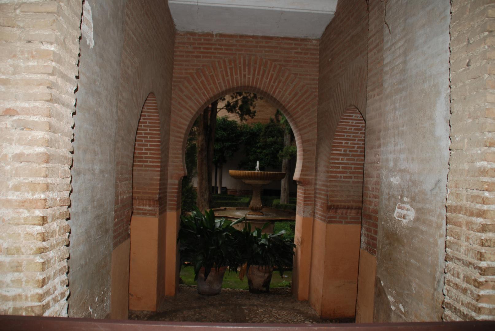 Cosas de la Alhambra de Granada 2