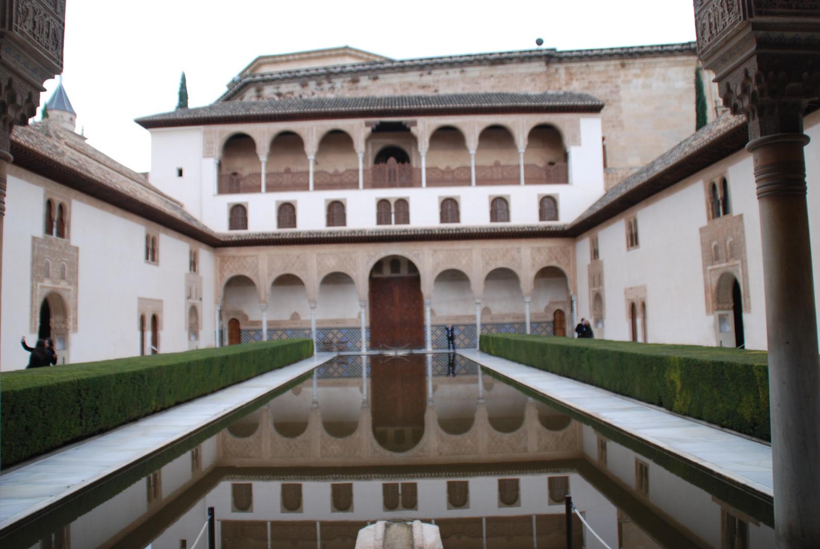 Cosas de la Alhambra de Granada 4