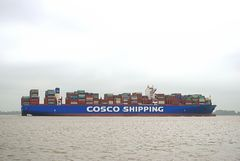 """ COSCO SHIPPING GEMINI """