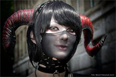 Cosplay in Dssd. zum Japantag 2014