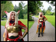 Cosplay Lady