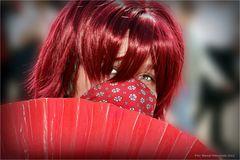 Cosplay Red ... Japantag Düsseldorf 2012