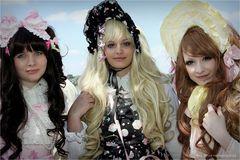 Cosplayer .... Dssd. Japantag 2012