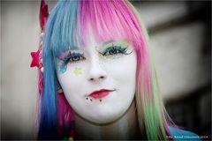 Cosplayer zum Japantag 2014