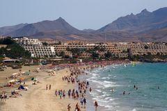 Costa Calma , Fuerteventura, Kanaren