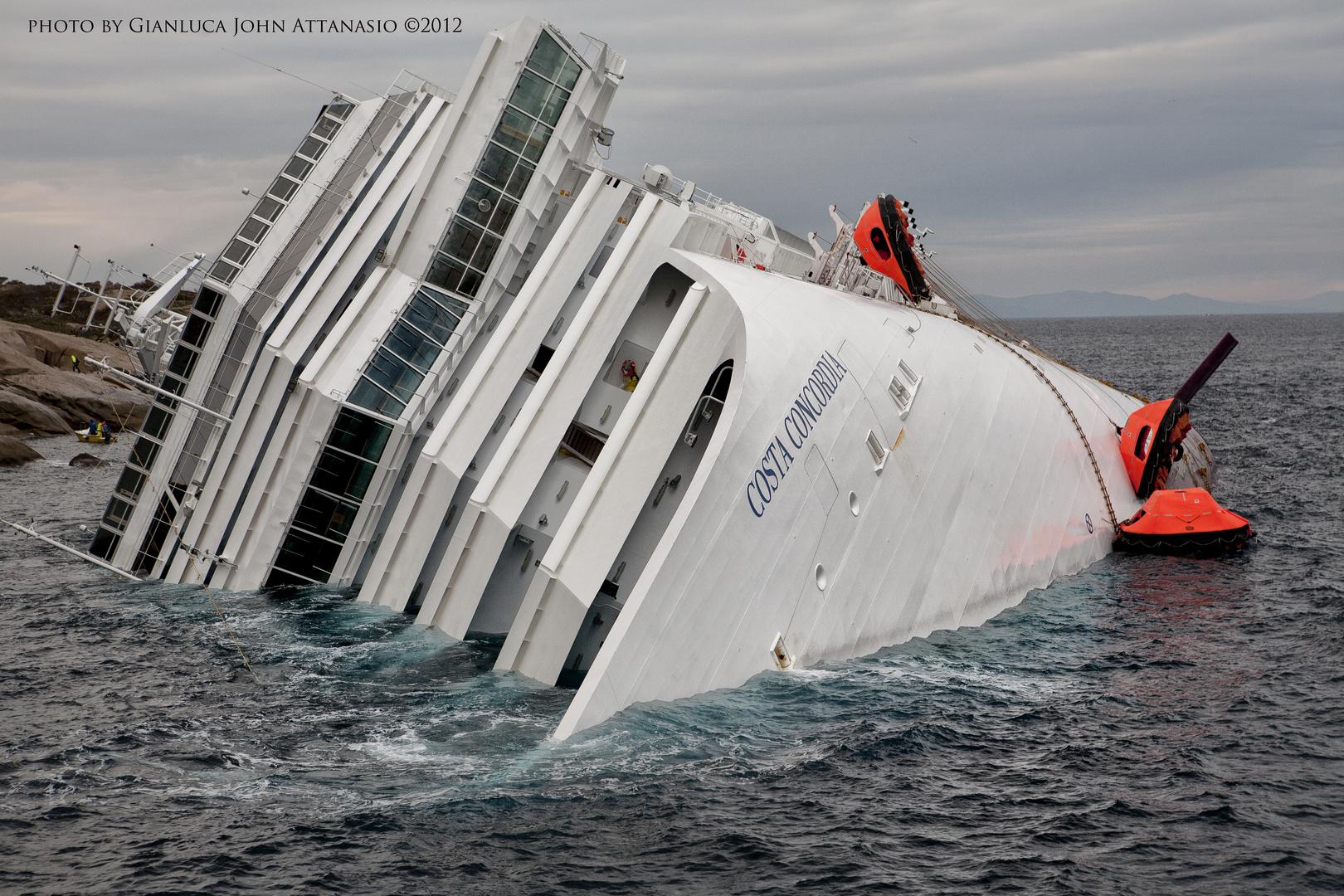 Costa Concordia disaster