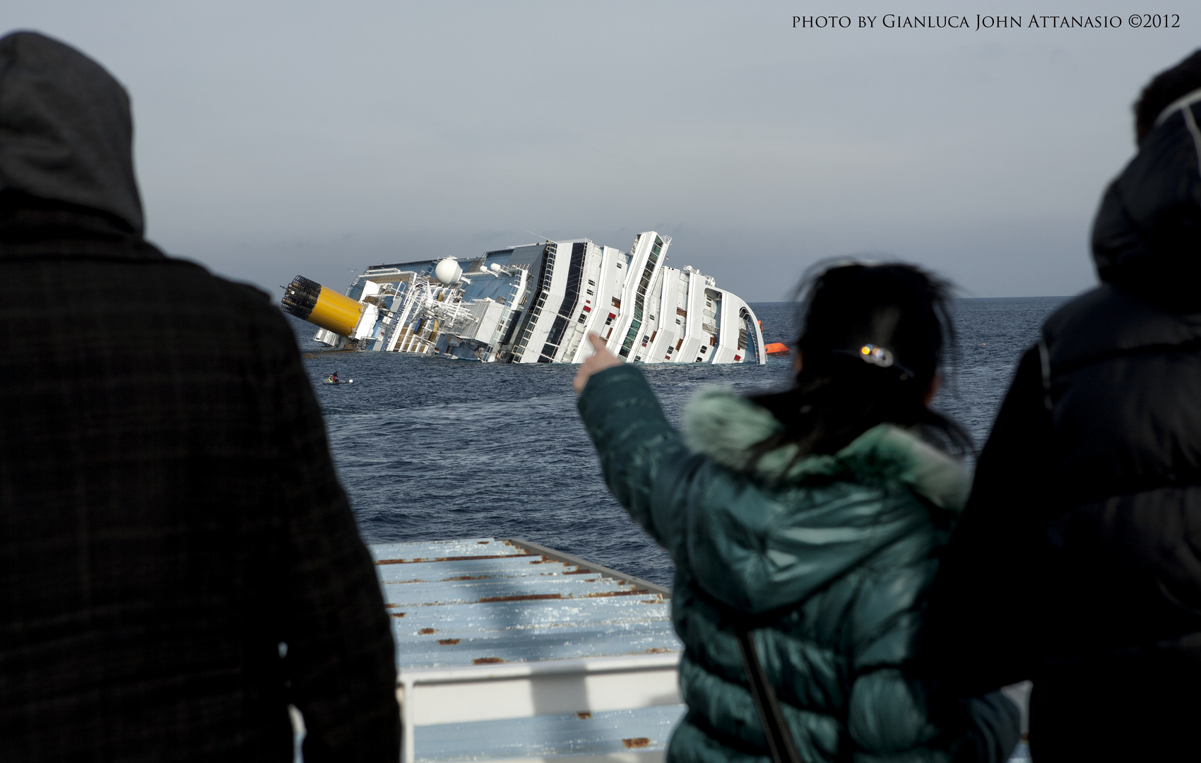 Costa Concordia disaster 6