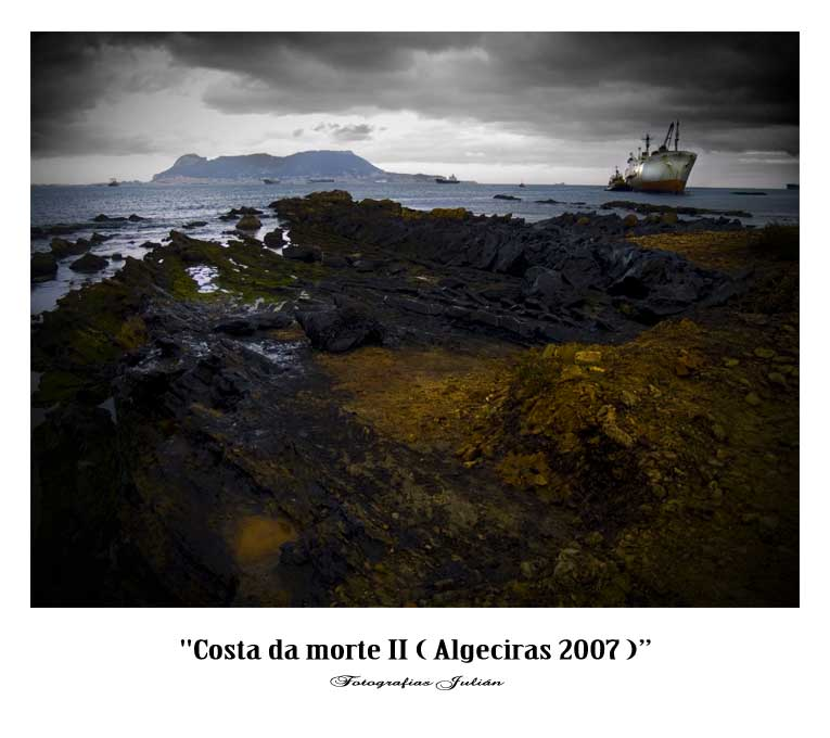 COSTA DA MORTE II ( ALGECIRAS 07 )