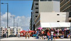 Costa de Caparica street