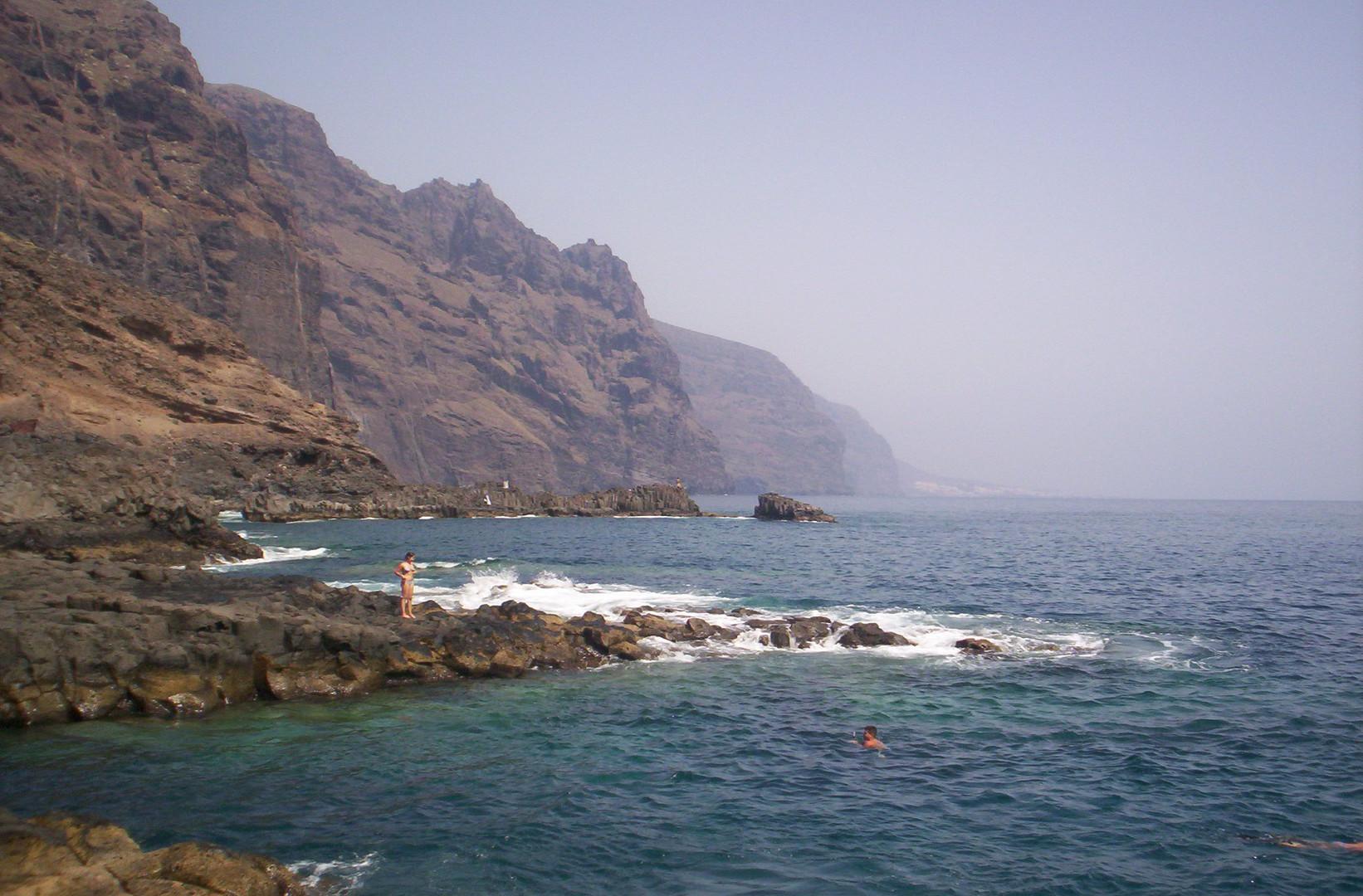 costa de Tenerife Gran Canaria
