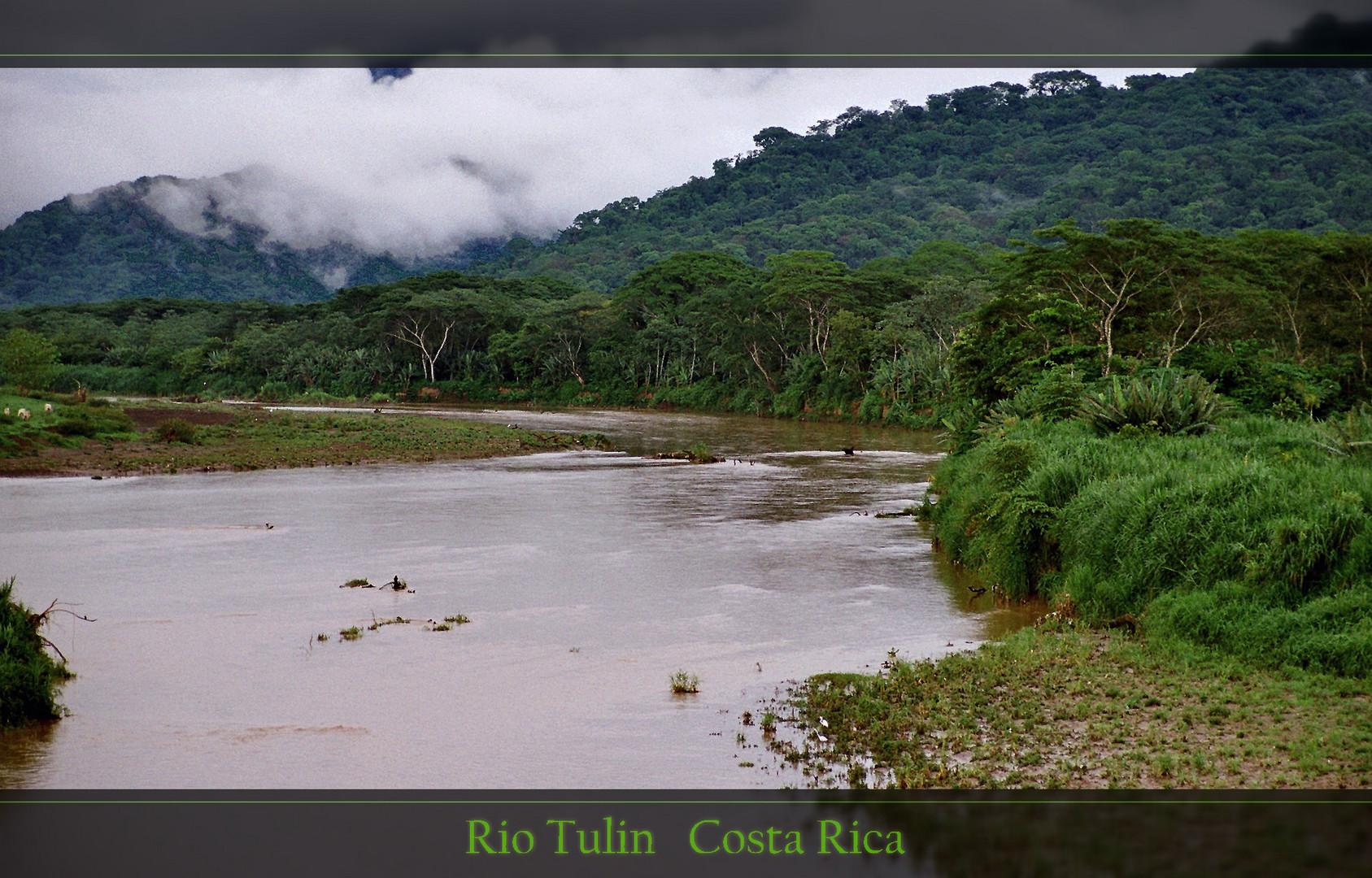 Costa Rica Rio Tulin