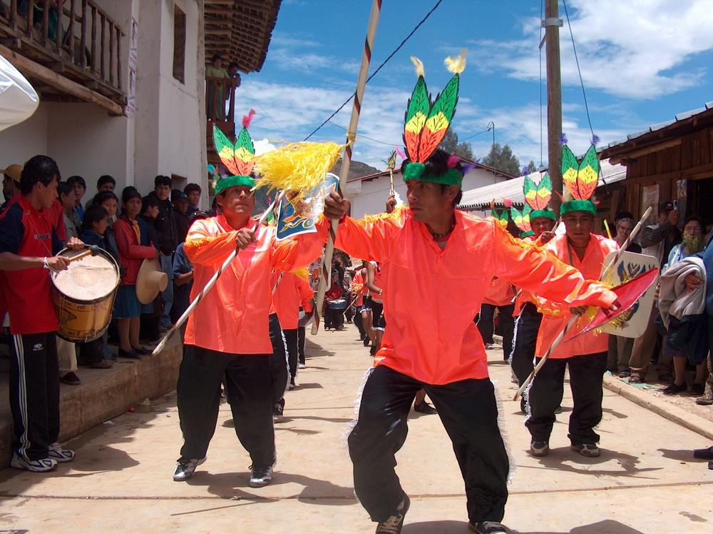 costumbres de los pueblos andinos de perú