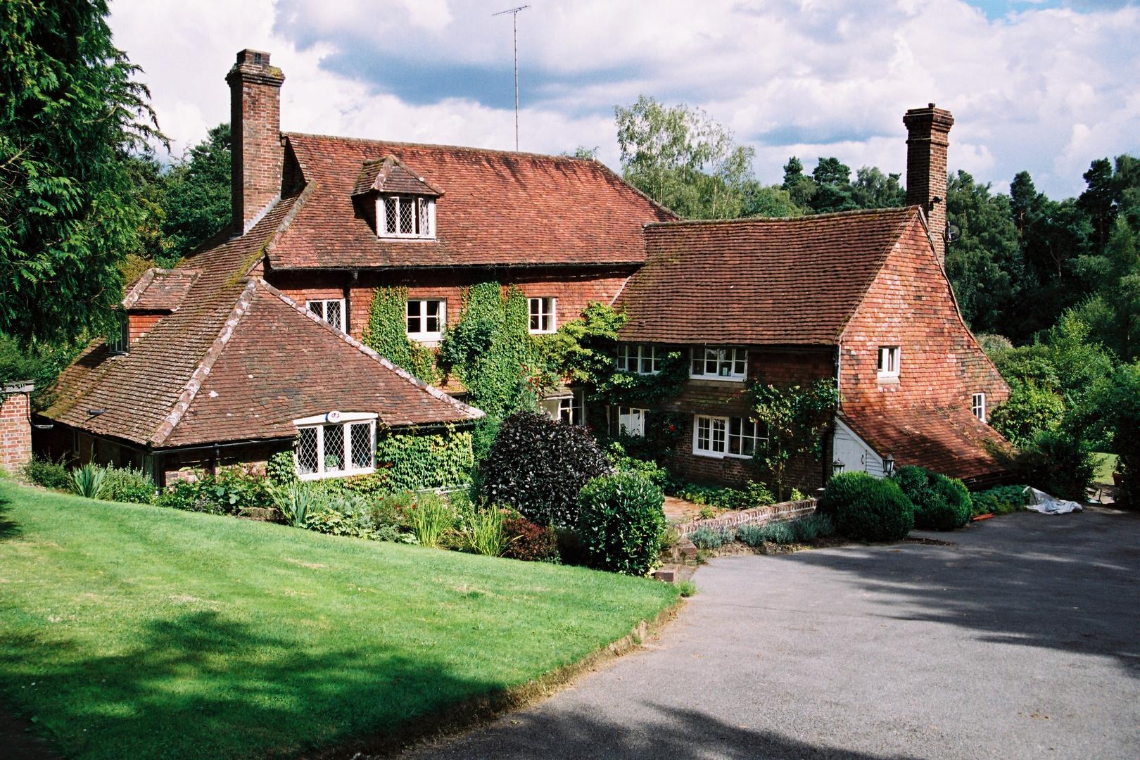 Cotchford Farm, East Sussex / 2007