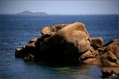 Côte de Granit Rose Pte de Bihit à Ploumanach II