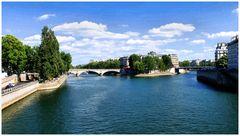 Côté Seine...