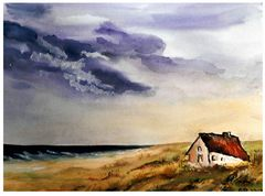 Cottage at Seaside
