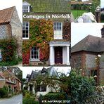 Cottages in Norfolk - Landhäuser in Norfolk