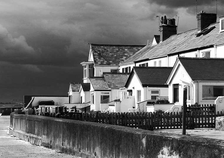 Cottages,Sandgate kent