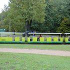 Cottbus, Parkbahn: Ferienzeit ist Reisezeit