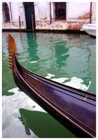 Couleurs de Venise - La gondole