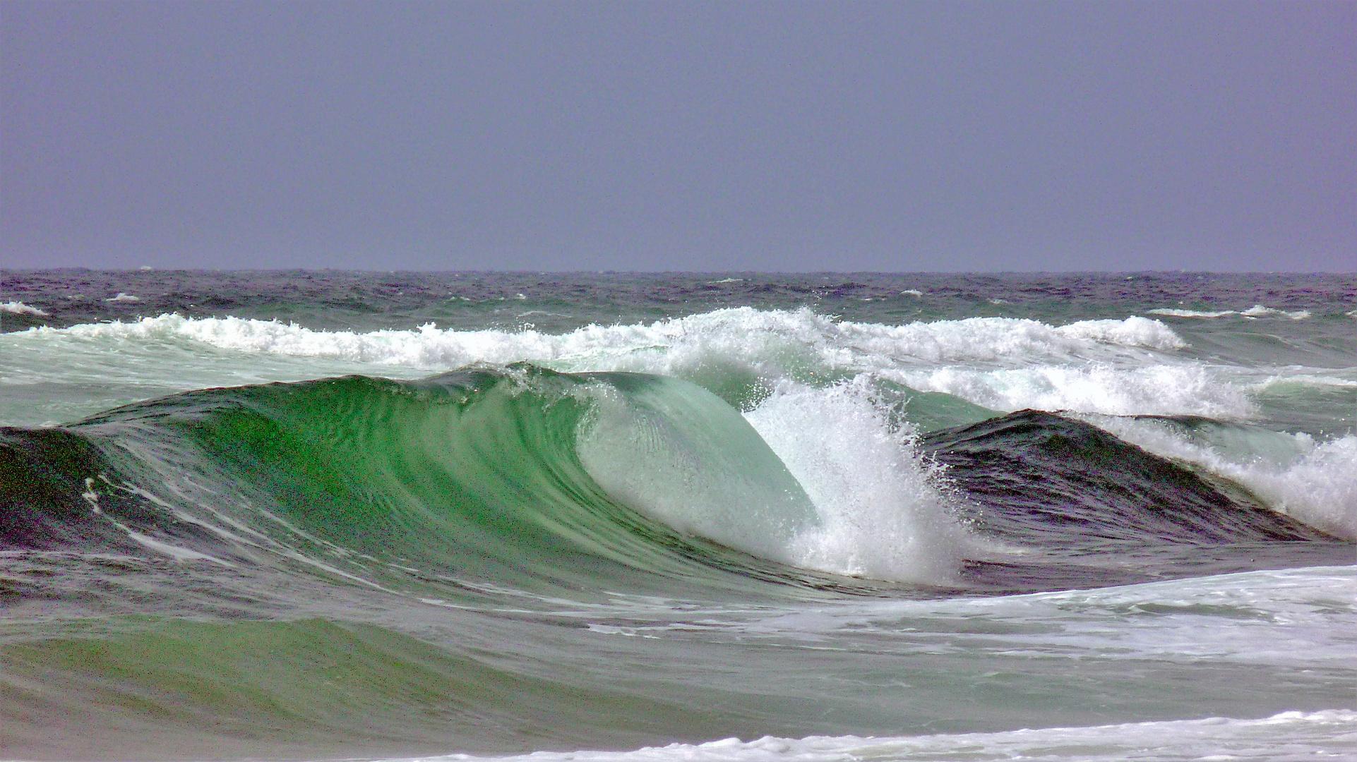 Couleurs océan