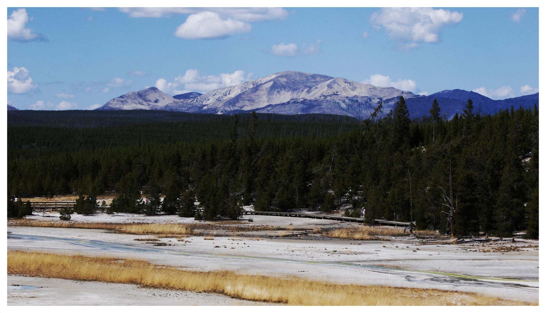 Countdown @ Yellowstone